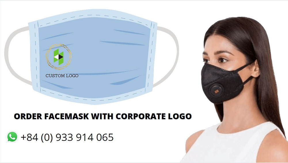 Personalised Face Masks Supplier in Vietnam
