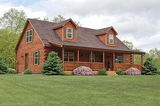 Log Home Builders in PA