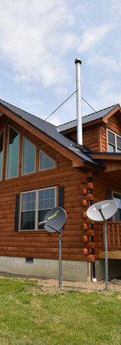 Mountaineer Deluxe Log Home 6