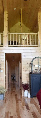 Mountaineer Deluxe Log Home 8