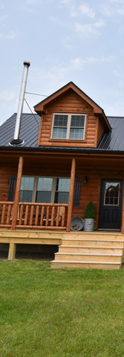 Mountaineer Deluxe Log Home 7
