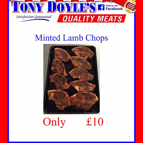 Lamb Chump Chops