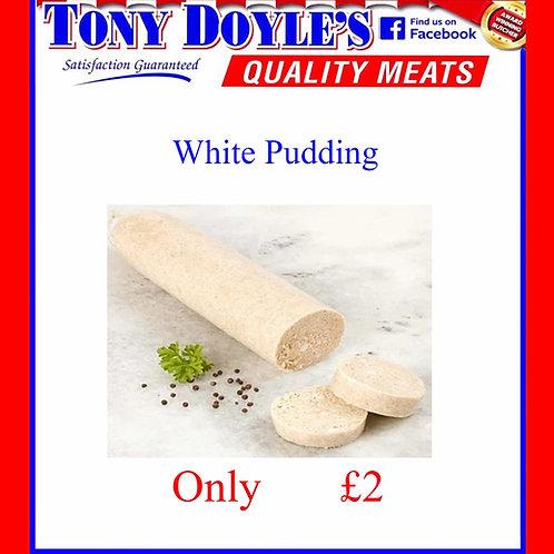 White Pudding