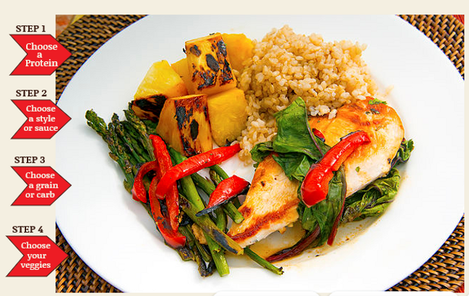 healthy organic meal delivery miami