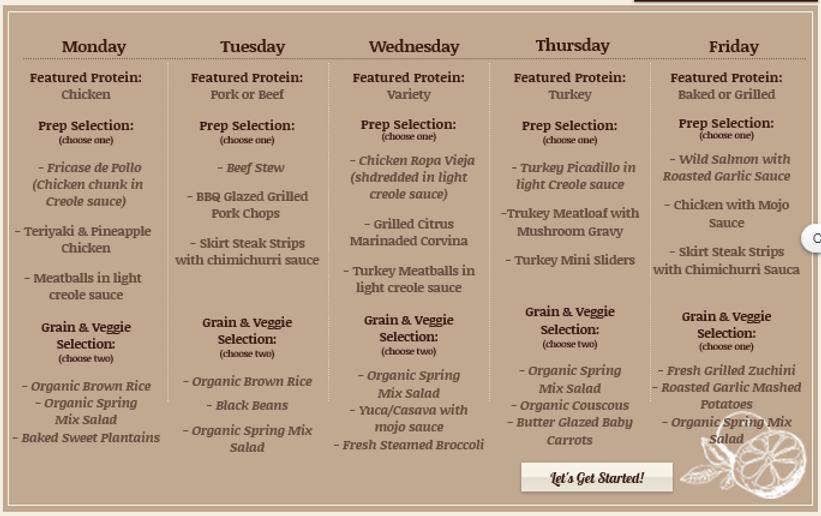 healthy cantina miami