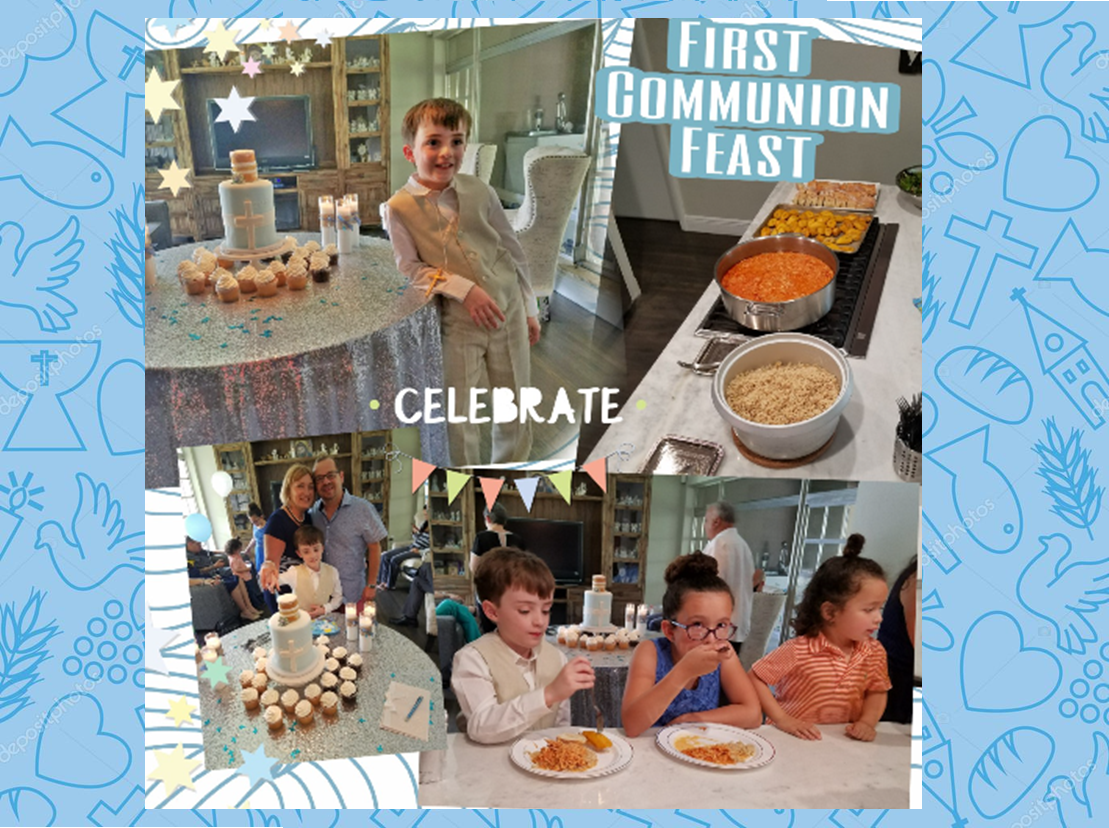 First Communion Feast3
