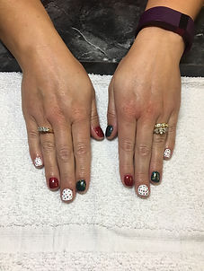 Alluring Designs A Salon Nails