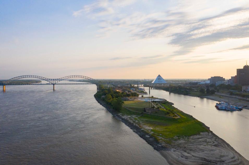 Memphis Aerial Photograph