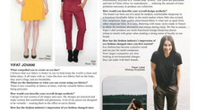 Eco-Friendly Fabrics in Trend Magazine