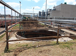 CENTRAL WWTP PRIMARY CLARIFIERS