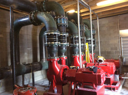 Water Source Geothermal System