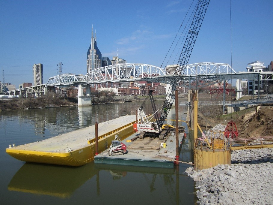CUMBERLAND RIVER BANK STABILIZATION