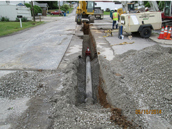 LAKEWOOD INFRASTRUCTURE PROJECT