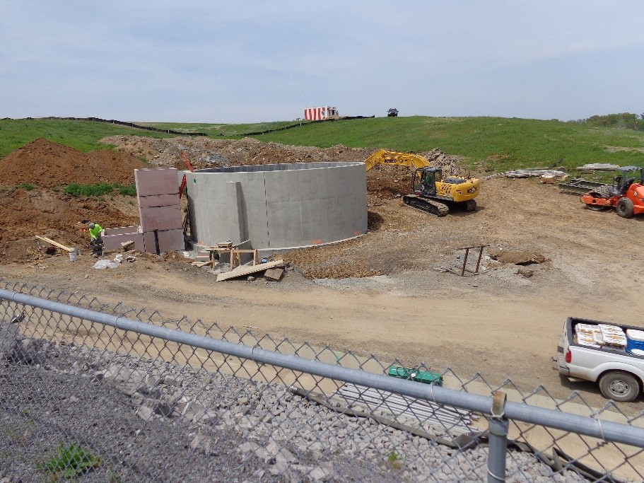 MNAA STORMWATER TREATMENT PLANT