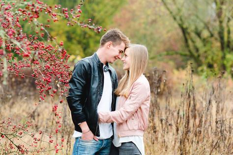Verliebt in den Herbst...