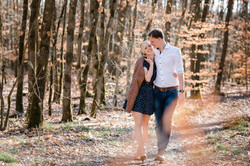Paar im Wald-2