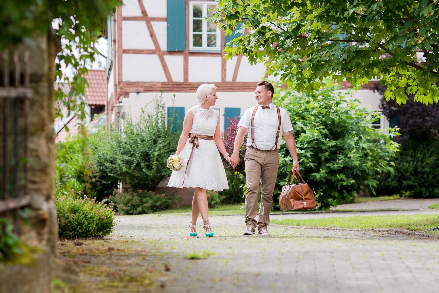 Hochzeit Fotos Aubstadt eckert