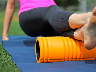 Foam Rolling, your body's key to happiness!