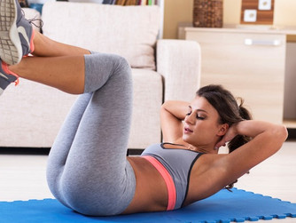 No Time, No Cost, Stunning Results! Home workouts could be the key to a new you in 2017