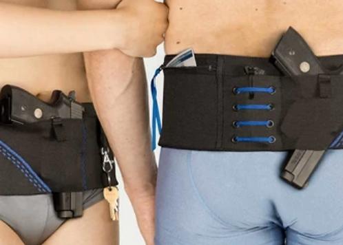 Can Can Concealment Sport Belt Hero