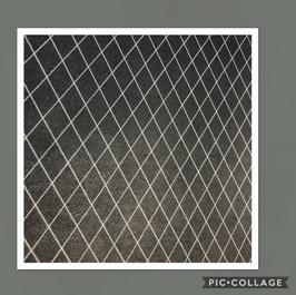 Gray Diamonds on Gray