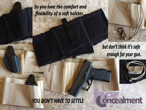 Concealed Carry Holster Requirements