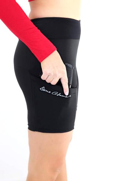 Dene Adams Outer Thigh Holster Shorts
