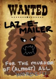 Laz-e-mailer