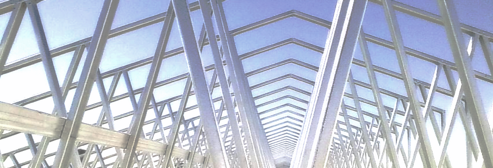 Steel Home Company light steel trusses