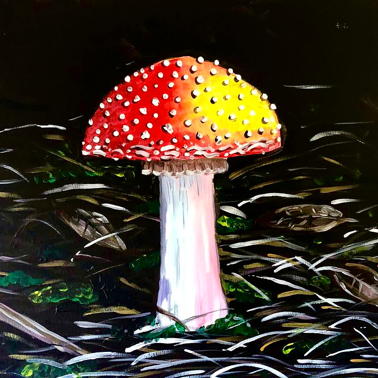 Magical Toadstool