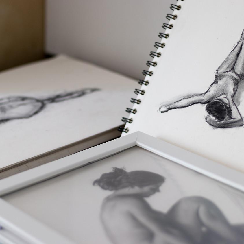 Naked - Live Drawing Workshop