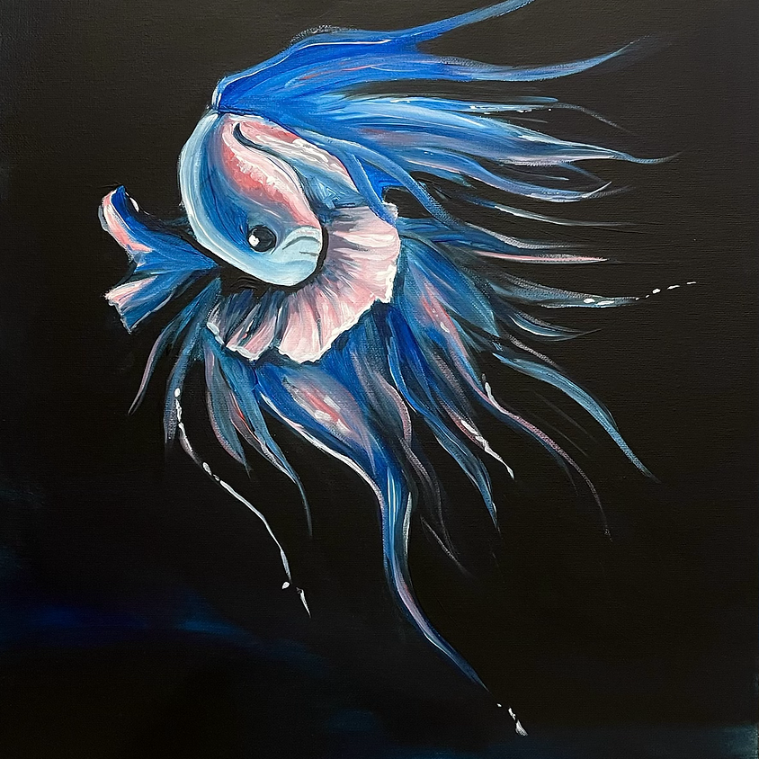 Betta Fish - Hamilton