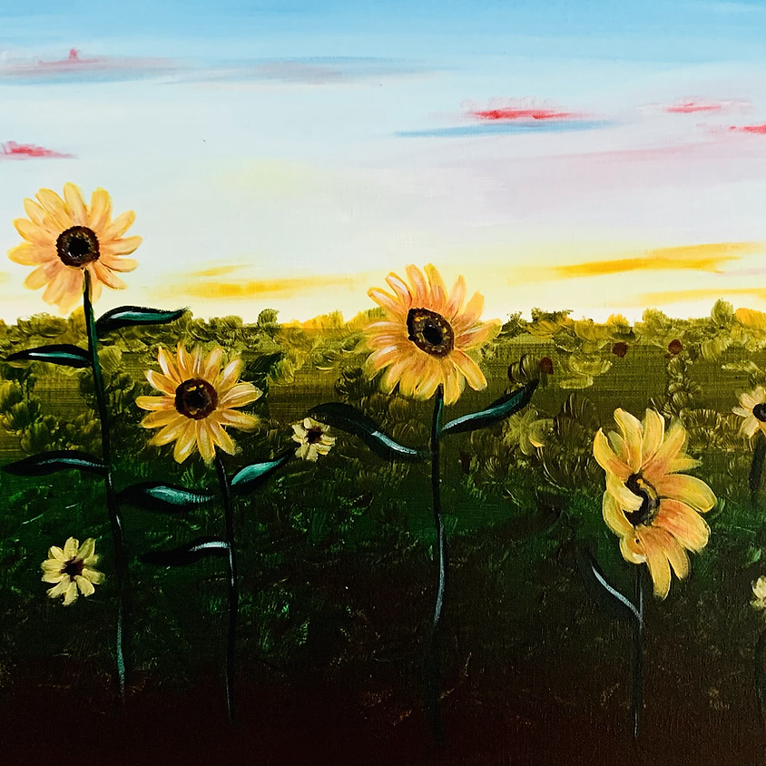 Sunflowers - Hamilton