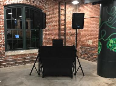 Reception Setup 2