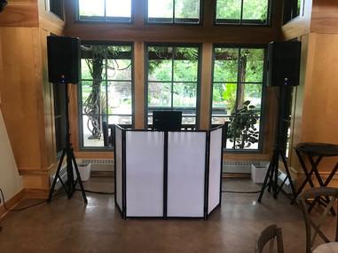 Reception Setup 1