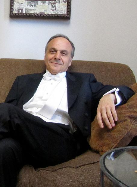 Joël Rigal, Oklahoma University 2011