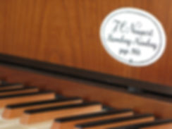 Pianoforte J.C. Neupert