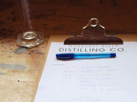 Make Your Own Gin at Giniversity