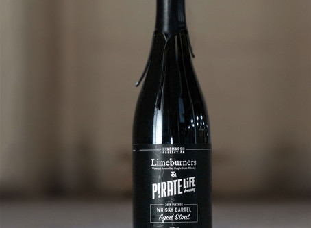 Pirate Life Brewing Has Released A Whisky-Aged Stout