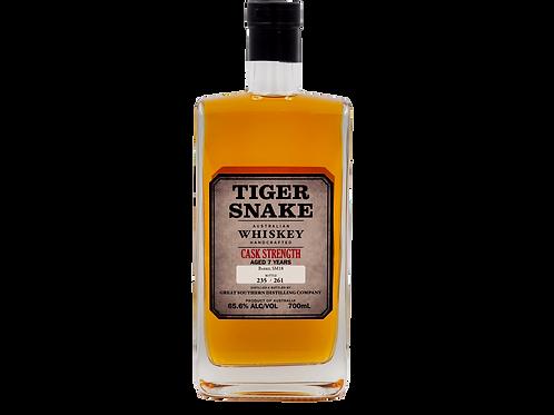 Tiger Snake Australian Whiskey - Cask Strength 64.8% (SM15 Award)