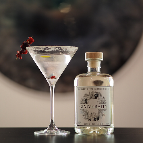 Giniversity Black Truffle Gin (Limited Edition)