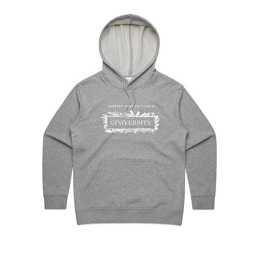 Giniversity Hoodie (Grey)