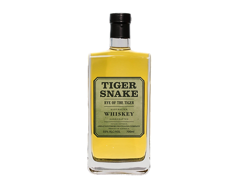 Tiger Snake 'Rye Of The Tiger'