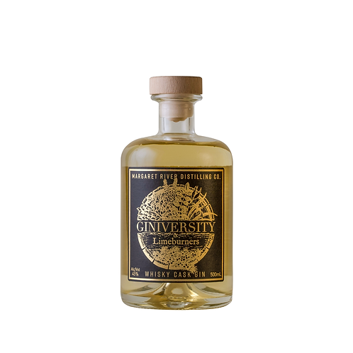 Limeburners Whisky Cask Aged Gin