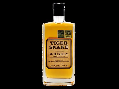 Tiger Snake Australian Whiskey 43%