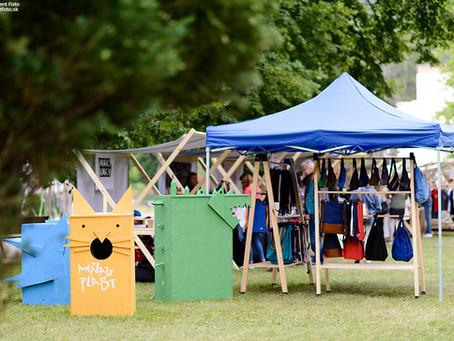 Umelecký festival v Trenčianskych Tepliciach sa zapojil do boja proti odpadu