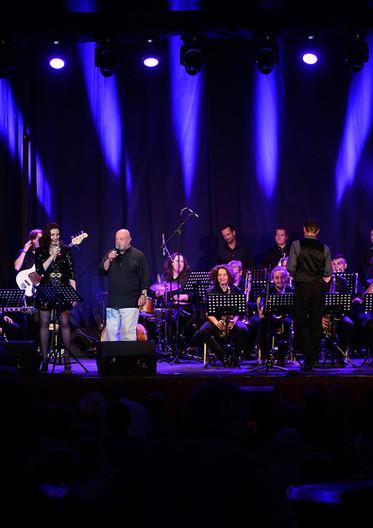 Otvárací koncert - Bigband ŽK, Lipa, Švi