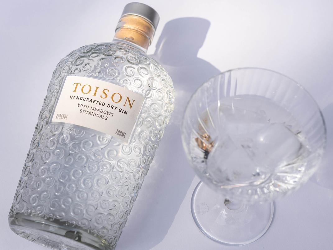 toison gin