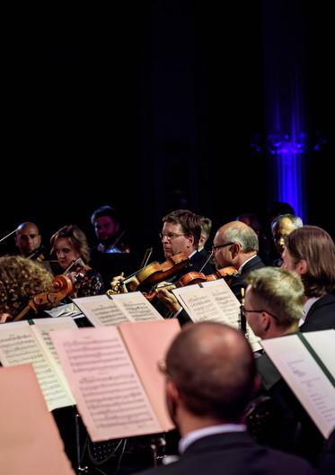 Záverečný koncert Slovenská filharmónia.