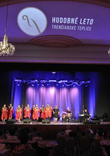 The Hope Gospel singers & band_kursalon.
